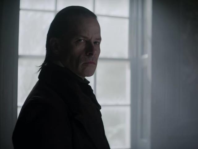 Ang trailer para sa FX's A Christmas Carol ay nagpapakita ng pinakamadilim na bahagi ng paglalakbay ni Scrooge