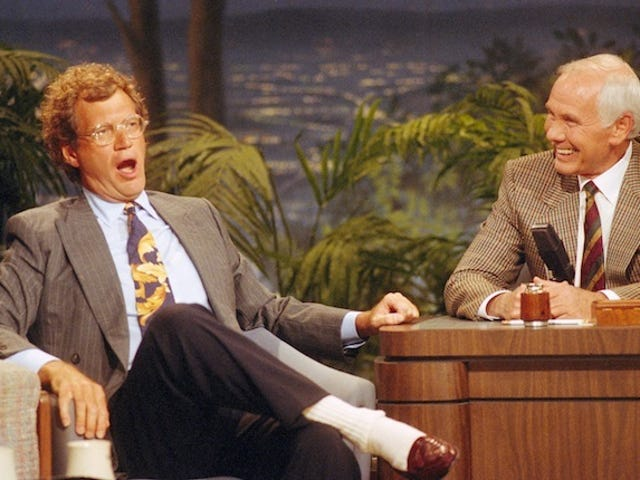 """That Joke Has Everything"": David Letterman, Before Late Night"