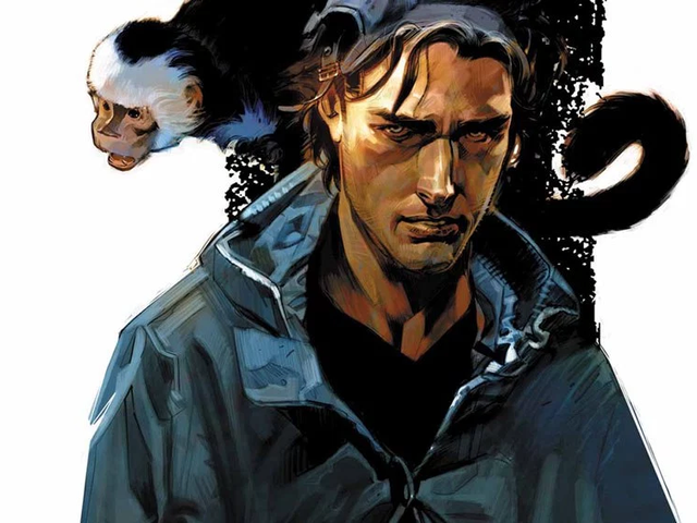 The Y: The Last Man TV Show Will Use CGI for Ampersand the Monkey