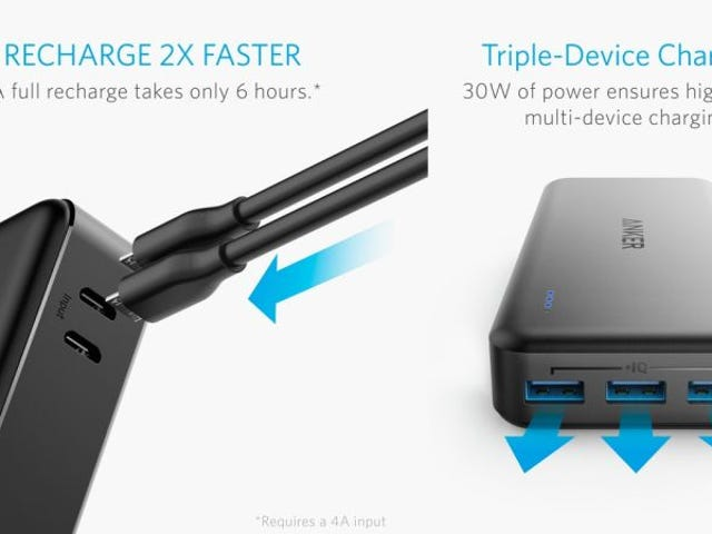 Bespaar op Anker's PowerCore Elite, het vervolg op uw favoriete batterij