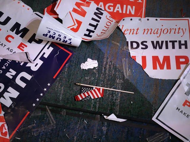 Donald Trump Adalah Pemimpin Amerika Telah Dijanjikan