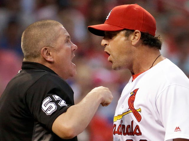 The Cardinals Lost Their 38th Game
