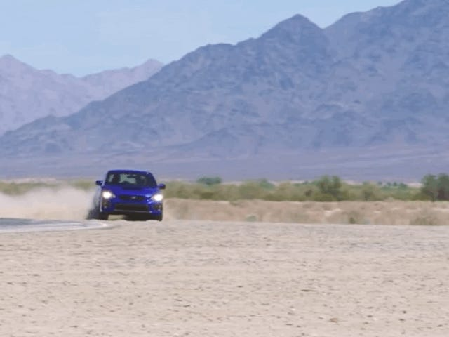 Watch NBC's Cool Car Show Proving Grounds For Free On YouTube