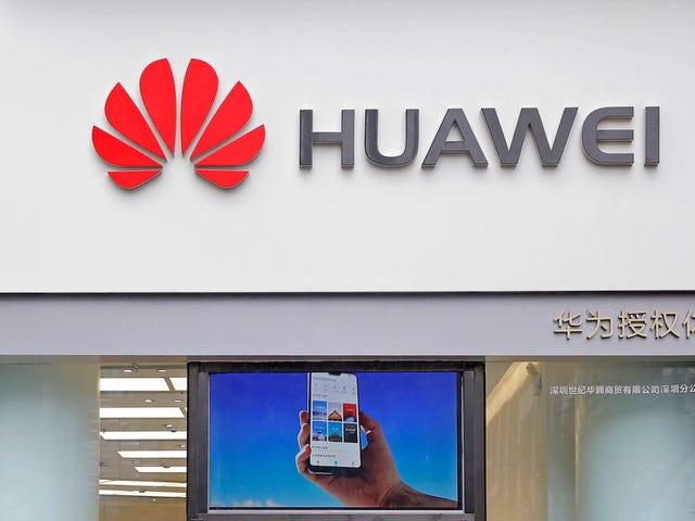 Huawei responde a la prohibición de Android con un comunicado oficial