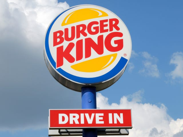 Burger King will kind of pay off some student loans, ish