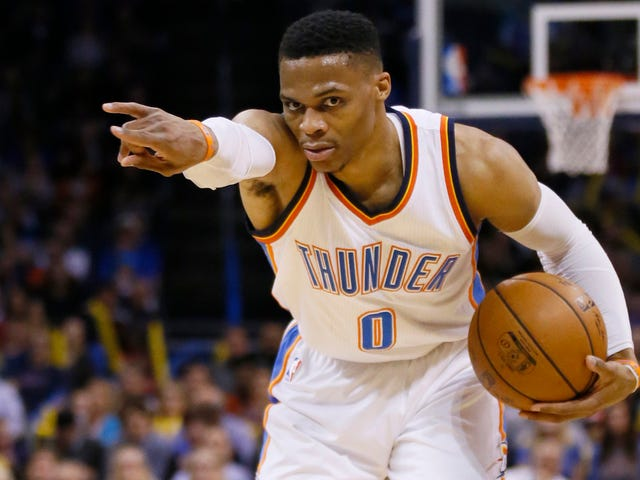 Russell Westbrook Just Had The Most Efficient Triple-Double In NBA History