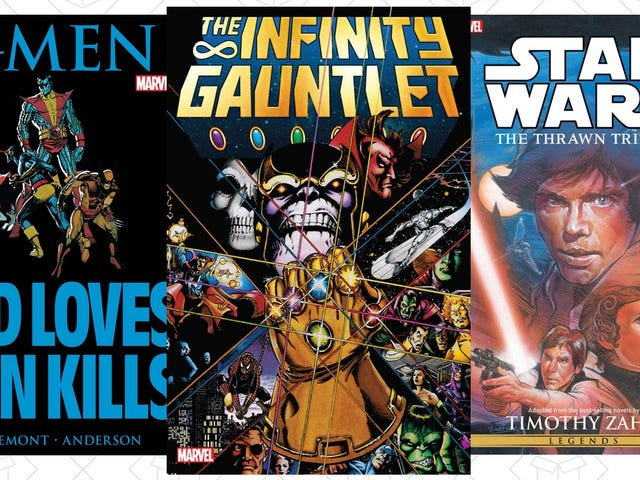 It's Back! Thousands of Marvel and Star Wars Digital Comics Are Incredibly Cheap on Amazon.