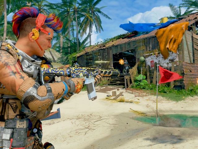 Black Ops 4's 'Days of Summer' Event Is A Big Belly Flop