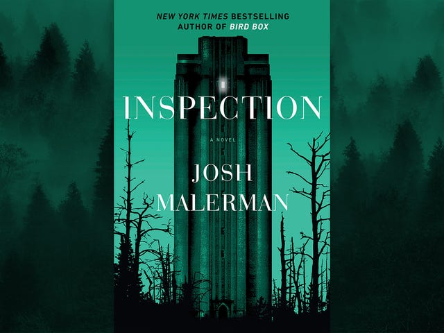 Bird Box's Josh Malerman returns with Inspection, a messy and timely coming-of-age thriller