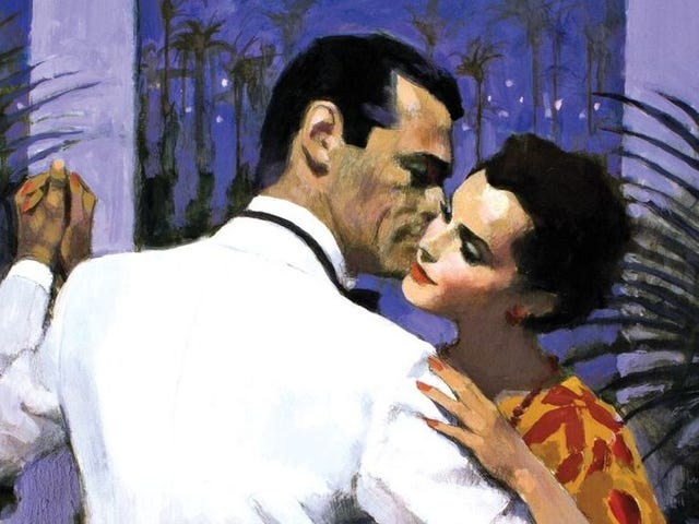 Canada Honors Prolific Harlequin Romance Cover Illustrator With His Own Stamp