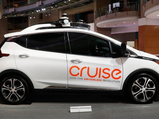 Les prototypes de GM pour automotrices de croisière sont criblés de problèmes techniques et de préoccupations de sécurité: rapport