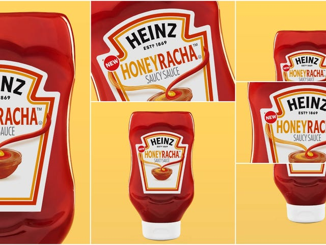 Heinz HoneyRacha sauce will arrive in style this spring