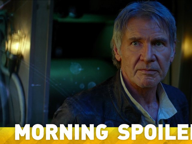 Harrison Ford May Have Let Slip A Major Spoiler About The Force Awakens