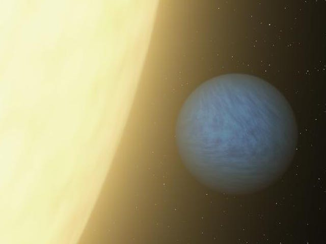 Supertierras antiguas pueden ser la clave de la vida en otros planetas