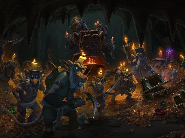 La prossima espansione di Hearthstone è Kobolds and Catacombs