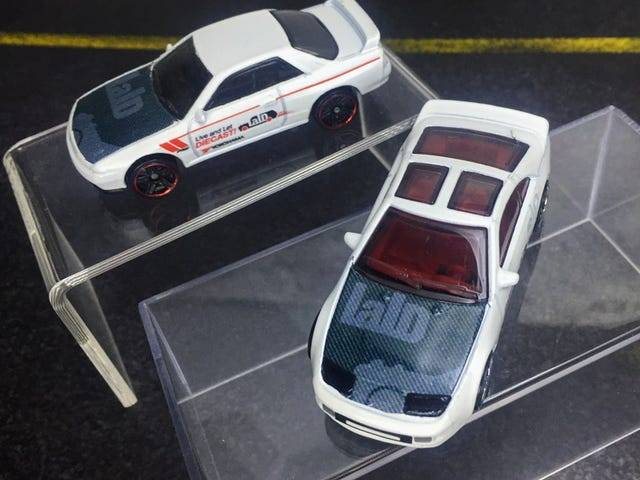正式推出:来自TyoToys的LaLD Edition Factory Customs!
