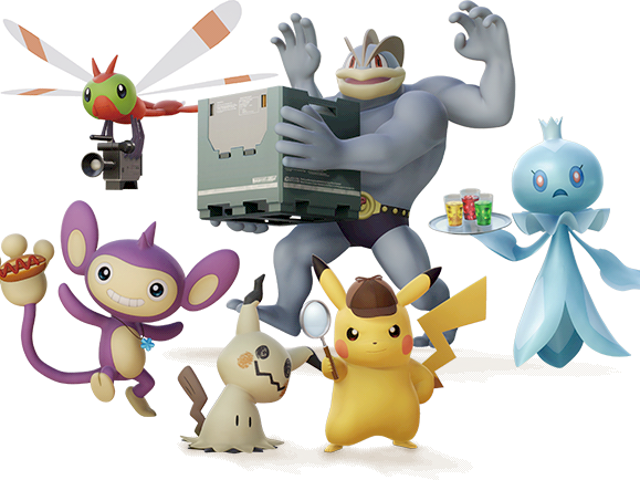 If You're APokémon Fan, You Should Play Detective Pikachu