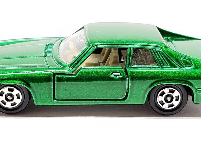 [RECENSIONE] Tomica Jaguar XJ-S