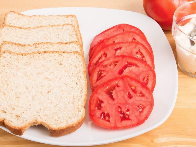 Tänä kesänä, syödä katkeraa tomaattisosetta