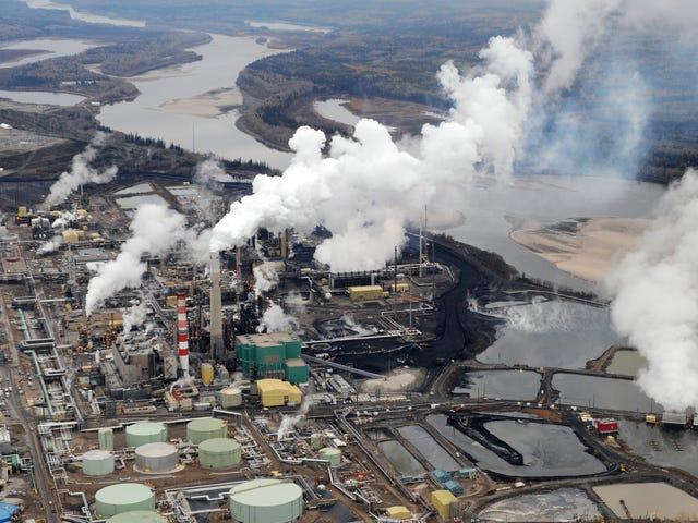 Membina Semua Projek Bahan Bakar Fosil Sudah Ada dalam Talian Paip Akan Menghancurkan Iklim