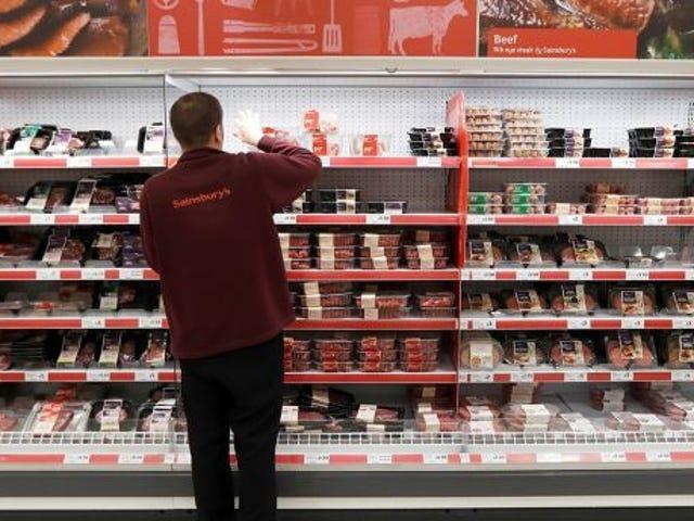 UK Supermarket Sainsburys Millennial-Proofs Meat Packaging