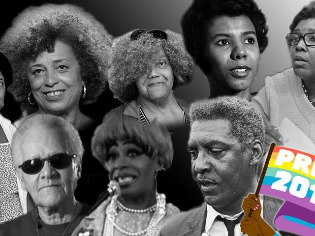 L'histoire gay est une histoire noire: ces 10 icônes le prouvent