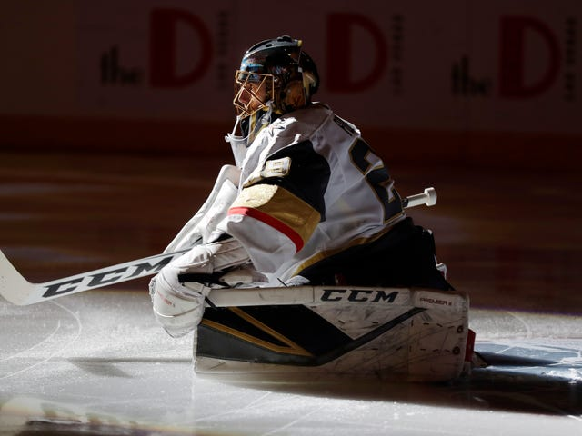 Marc-Andre Fleury Is Playing The Hockey Of His Life