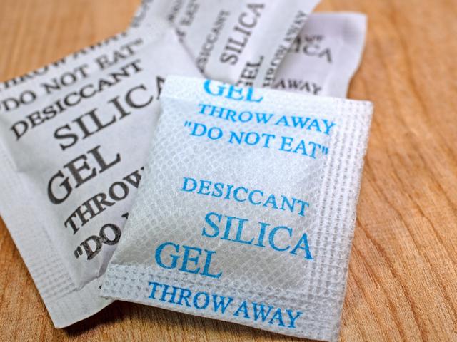 De bedste måder at bruge dine gamle silicagelpakker på