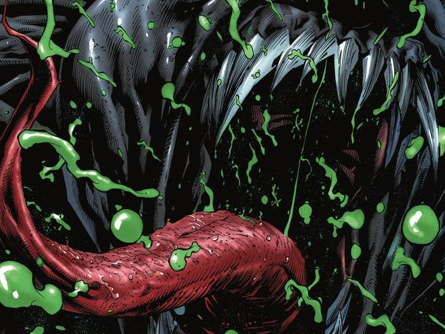 Eddie Brock mourns the loss of his symbiote love in this Venom #9 exclusive