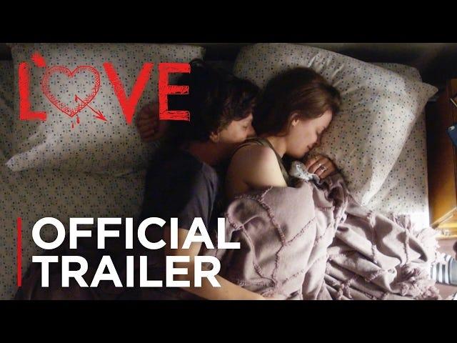 Es sexo, drogas y cristales rotos en el trailer de la segunda temporada de Love