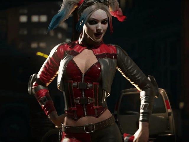 Nice Try Deadshot, aber das ist Harley Quinns Injustice 2 Trailer