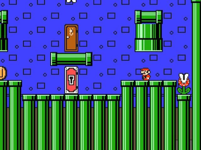 Concurso Mario Maker: Canos, canos e mais canos