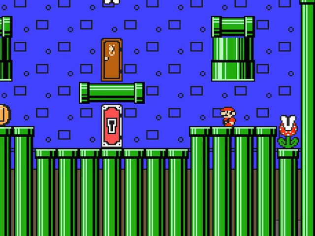 Конкурс Mario Maker: трубы, трубы и другие трубы