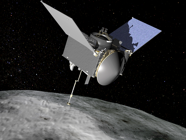 Watch NASA's Asteroid-Bound Spacecraft Barrel Towards Earth