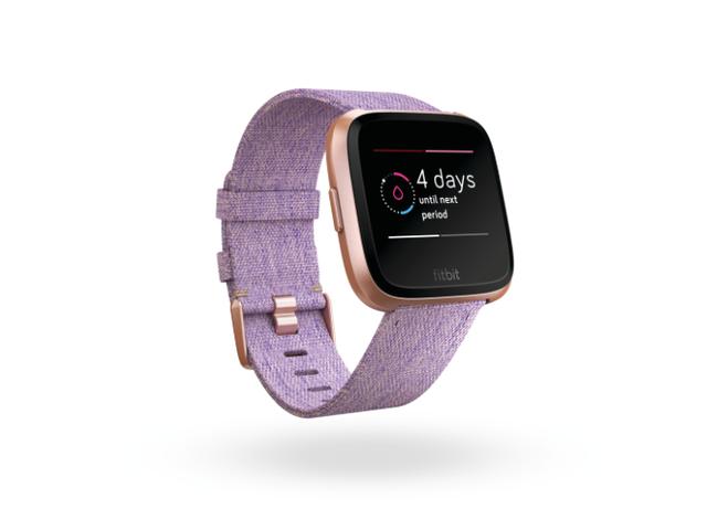 Новая функция Fitbit позволяет вам отслеживать свой период с помощью Cutey, Pink Blood Icons