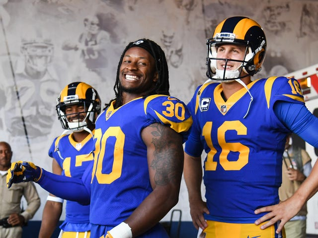 It's The Perfect Storm For Offenses In The NFL