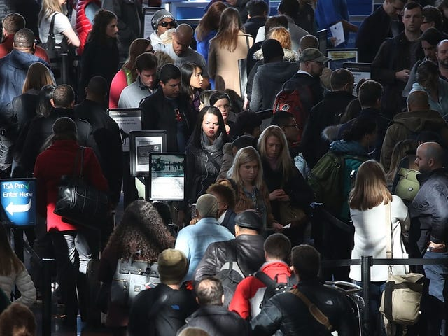"""Il segreto di TSA è """"assurdo"""" secondo il cane da guardia dell'agenzia"""