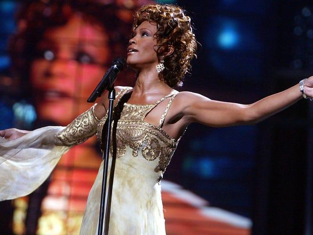 Whitney Houston creepy hologram tour kicks off in January
