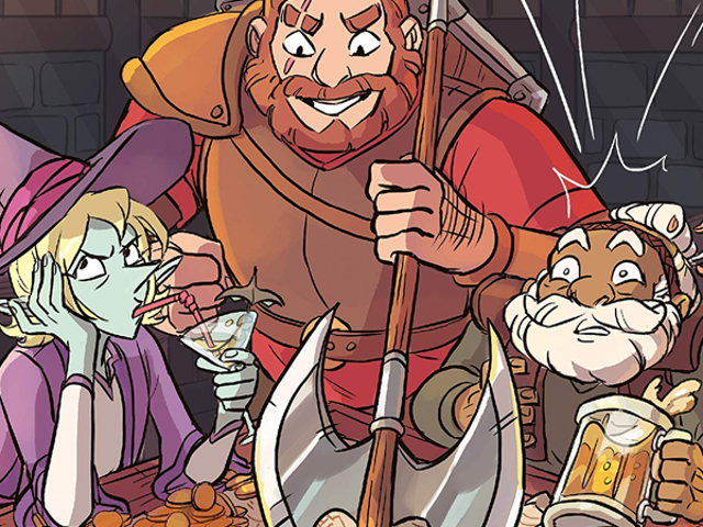 The Adventure Zone Comic Publishers Come Under Fire for Predatory Artist Contracts