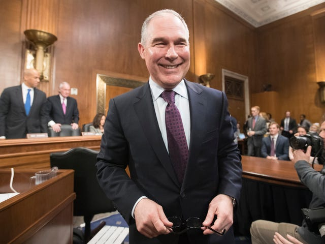 How Many Reasons to Love the Scott Pruitt Investigation? Let MeCount the Ever-Growing Ways
