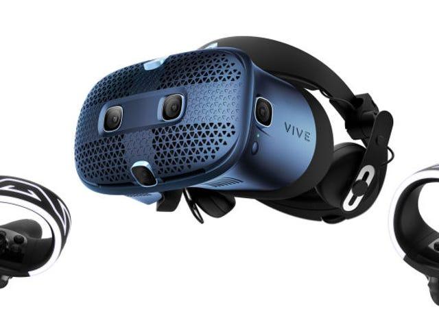 El nuevo HTC Vive Cosmos llega en octubre con realidad virtual en HD y sin cables por 699 dólares