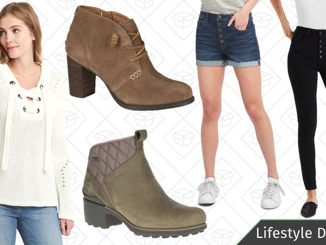 Wednesday's Best Lifestyle Deals: Sperry, GAP, Merrell, American Eagle, and More