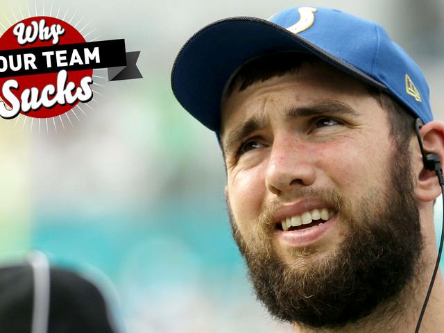 Varför ditt lag suger 2016: Indianapolis Colts