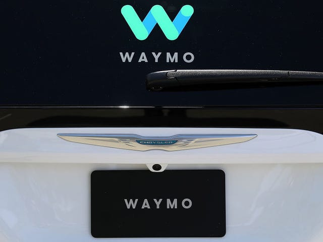 Waymo's Autonomous Taxis Now Take Paying Riders, But You Won't Be One of Them