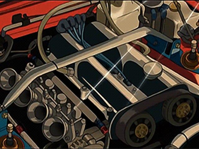 <em>Initial D</em> är en bra introduktion till bilkultur