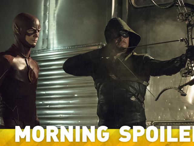¿Estos conjuntos de fotos revelan un cambio masivo en el status quo de <i>Arrow</i> ?
