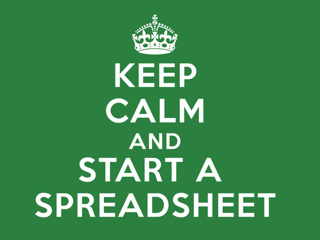 Use Excel to Keep Your Family Organized