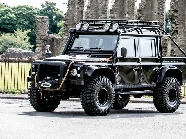 I'm Expecting One Of You Ingrates To Buy Me This Defender SVX
