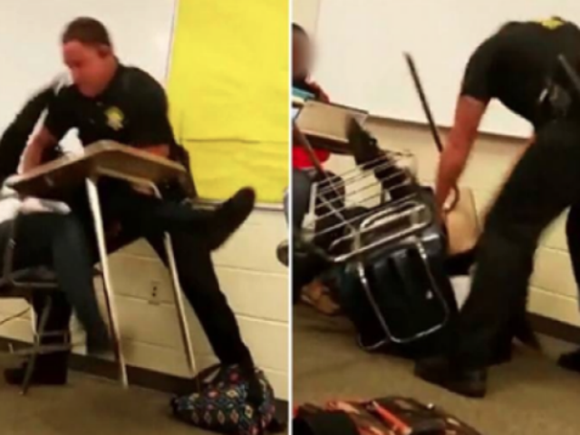 Mettere più poliziotti nelle scuole non li rende più sicuri: rapporto