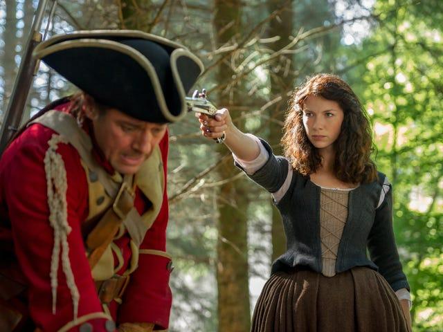 Premières images du retour de l&#39; <i>Outlander</i> de mi-saison